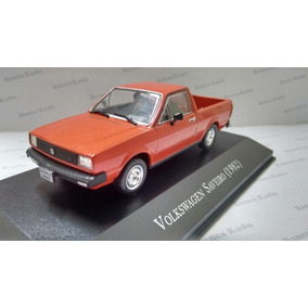Vw Miniatura Saveiro 1982 Nacional 1:43 Vw