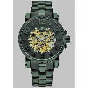 f8e6f8f7507 Relogio Orkina Automatico Com Fundo - Relógios no Mercado Livre Brasil