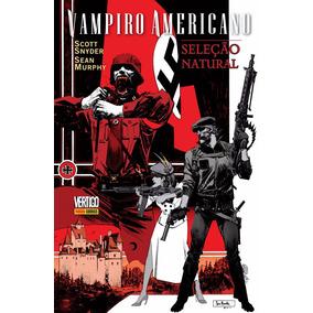 Vampiro Americano Volume 01: Seleção Natural (panini)