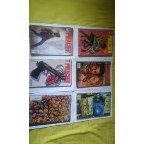 Preacher - Mais De 60 Revistas Nacionais!!