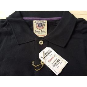 Polo Marca Springield Nueva Y Original Talla Xl Azul Marino 166de413264ce