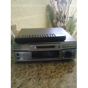 Minidisk Original Sony Mds-s41 Incluye Control Remoto
