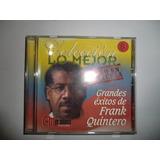 Cd De Frank Quintero Original Un Tesoro Musical