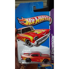 Miniatura Chevrolet Bel Air 1957 Hot Wheels