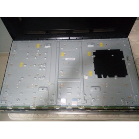 Barra De Led E Caixa Metálica Tv Samsung Un48j6400 Conjunto