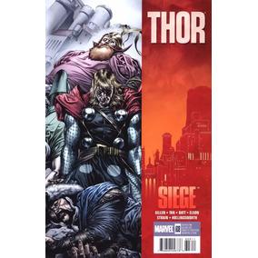 Marvel Thor Siege - Volume 608