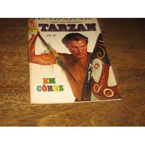 Tarzan Especial Em Cores 1ª Série Nº 10 Setembr/1971 Ed Ebal