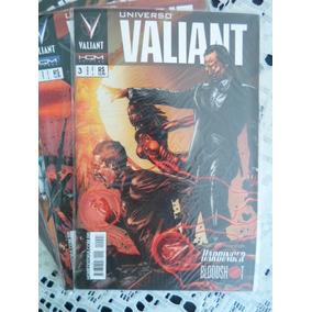 Universo Valiant - Várias Edições - Editora Hqm