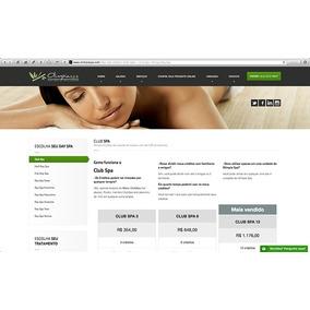 Site Gerenciável Para Microempresas E Empreendores