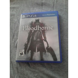 Bloodborne Juego De Playstation4