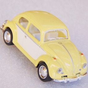 Chaveiro Mini Volkswagen Fusca Carrinho Brinquedo Coleção