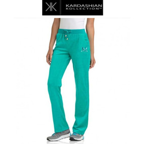 Pants 20w 2x Xxl Kardashian Coll Verde Velour Stretch Mujer!