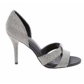 Mercado Libre Klein Mujer Oscuro Gris Tacones Zapatos México Calvin En HUnqS