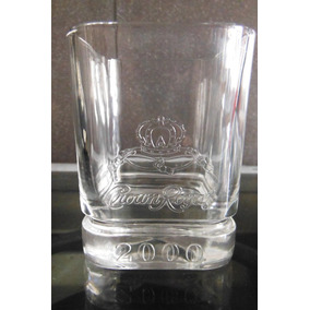 Vaso Crown Royal Whiskey Edicion De Lujo 2000 Bar Canada