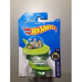 Miniatura Jetsons Hotwheels Novo Lacrado
