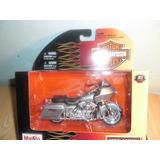 Perudiecast Maisto Moto Harley Davidson Fltr Road Glide ´02