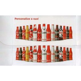 Coleção Completa Com 15 Minigarrafinhas Da Galera Coca Cola