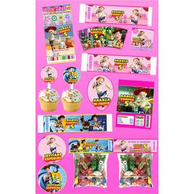Etiquetas De Toy Story Para Fiesta en Mercado Libre México 6251f0e7c37