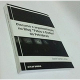 Livro Discurso E Argumentação Do Blog Daniel Dantas Lemos