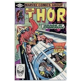 Marvel Thor The Mighty - Volume 317