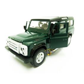 Miniatura Land Rover Defender 110 Verde Rmz 1:32 Raridade