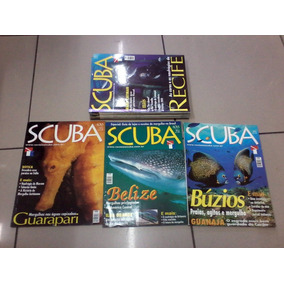 Revistas Scuba Ano V 12 Revistas Do N 38 Ao 49