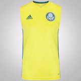 Camisa Regata Palmeiras Treino adidas Pronta Entrega