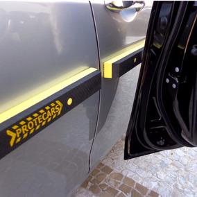 Protetor Porta Carro Protecars Imã Cabo Aço/4 Pçs K Am