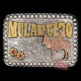01d116b15a07f Fivela Master Cowboy Fosca Envelhecida Made In Usa no Mercado Livre ...