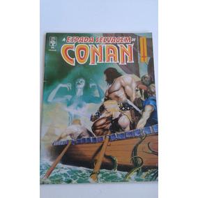 A Espada Selvagem De Conan Nº 66 Ótimo Estado