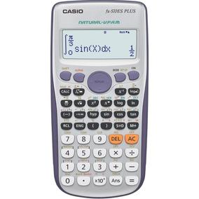Calculadora Científica Finaceira Casio Plus Com417 Funções