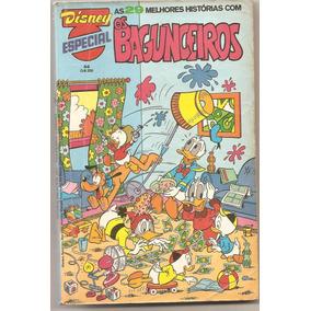 R7.9 - Disney Especial Nr 66 - Os Bagunceiros - Set. / 1982