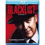 Blu-ray Blacklist 2ª Segunda Temporada - 6 Discos