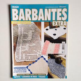 Revista Coleção Barbantes Extra Tapetes Caminhos De Mesa