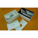 Caixa Vazia Apple Iphone 4black Preto 8gb A1332 Md128br/a.