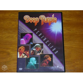 Dvd Deep Purple In Concert - Frete R$13,00