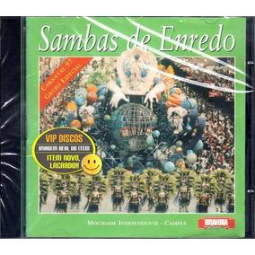 Cd Sambas De Enredo 97 Rio De Janeiro - Novo Lacrado Raro!!