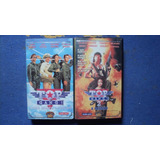 Vhs Original - Top Gang 1 E 2 - Dublado Raro