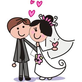 Vetores Corel Noivinhos De Casamento +40.000 Mil Vetorizados