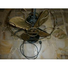 Ventilador Antiguo Marca Marelli Italiano Funcionando