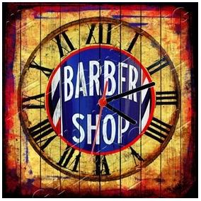 7debaed1450 Quadros Barbearia Shop - Placas Decorativas MDF em Araçatuba no ...