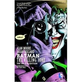 Batman - The Killing Joke - Edicion De Lujo - Dc Comics