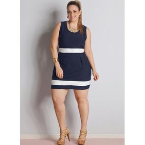 Vestido Feminino Plus Size Angie Roupas Femininas Vestidos
