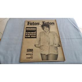 Fatos E Fotos 67 Maio/62 João Goulart/eder Jofre/stirling Mo