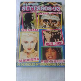 Revista Super Sucessos 93 Madonna Bon Jovi Revista De Cifras