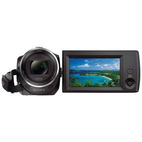 Filmadora Sony Hdr-cx440, Wi-fi, Memória Interna De 8gb, Ful