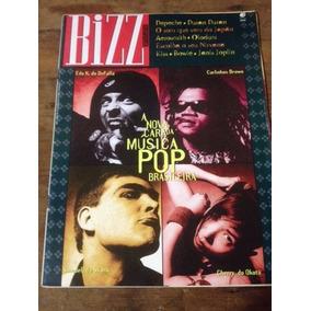 Revista Bizz Edição 94 - Edu K - De Falla