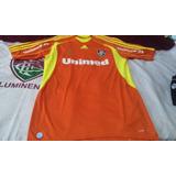 Camisa Do Fluminense. Nova Ano 2008/09 Sem Numero.