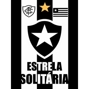 4052daa257 Quadros Botafogo - Decoração no Mercado Livre Brasil