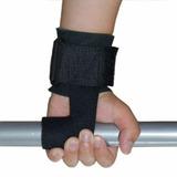 Luva Hook Straps Fitness Gancho Musculação Academia Haltere